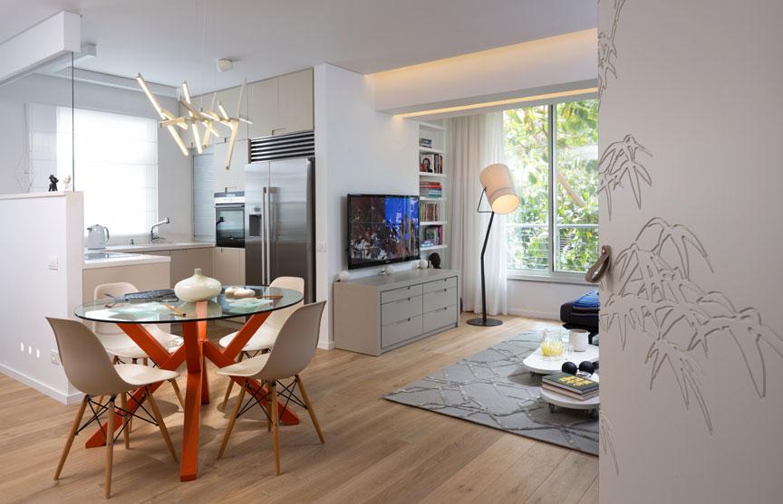 נגרות מותאמת אישית לדירה קטנה